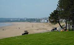 Swansea Bay Foreshore (goweravig) Tags: uk beach swansea wales tide foreshore swanseabay swanseabeach swanseaforeshore