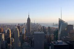 New York City (Rob Schleiffert) Tags: nyc newyork rockefellercenter empirestatebuilding topoftherock