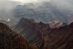 Looking West (Kirk Lougheed) Tags: arizona usa landscape nationalpark unitedstates outdoor grandcanyon canyon coloradoriver rim southrim grandcanyonnationalpark navajopoint