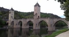 passare il ponte (roberta ravera) Tags: fiume lot ponte francia pontvalandr