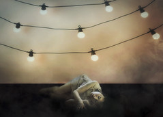 Dreaming ideas (Indiesigh Ph) Tags: italy selfportrait texture girl clouds digital photoshop photo background smoke creative dream surreal atmosphere manipulation dreaming ideas 2016 onirico indeisigh