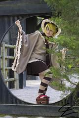 Vocaloid: Kagamine Rin -Senbonzakura- (gxle) Tags: trees tree cherry one helsinki diva len thousand hanami rin puisto hatsune miku puutarha 2016 roihuvuori kirsikka senbonzakura japanilainen vocaloid kagamine kirsikkapuisto 2k16