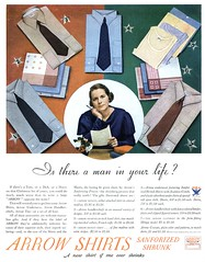 Arrow Shirts - 19331209 Collier's (Jon Williamson) Tags: history vintage advertising ad vintageadvertising vintagead vintascope