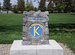 Lookout Pt Monument - Minden, NV - 2016 (tonopah06) Tags: old nevada nv 1942 minden kiwanis 2016 lookoutpoint highway19 westwoodpark kingsburygrade oldkingsburygrade stateroute19 lookoutpt