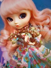 (Linayum) Tags: pullip pullipalicedujardin pullips pullipalicedujardinpinkversion junplanning doll dolls mueca muecas cute kawaii linayum