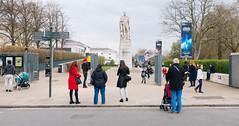 Greenwich Park (lorenzoviolone) Tags: england london childhood statue kids children unitedkingdom streetphotography bubbles finepix fujifilm streetphoto strollers soapbubble fujiastia100f fav10 mirrorless streetphotocolor fujix100s x100s fujifilmx100s travel:uk=londonapr16