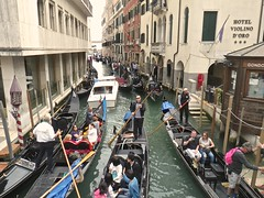 Hotel Violino D'oro Venice Italy (Bootnecks) Tags: venice venezia gondolas veniceitaly gondolia hotelviolinodorovenice