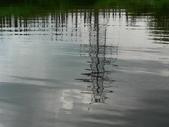 """""""water is the principle of all things"""" (achatphoenix) Tags: water wasser eau reflection laozi thales"""