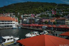 MB - Bild 009 - 08. Juni 2016.jpg (markobablitz) Tags: architecture europa outdoor norwegen wideangle architektur bergen markt hafen sonstiges ort objektiv weitwinkelobjektiv