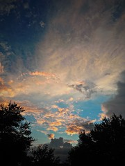Good night, Floridaredux (Lee Bennett) Tags: sky cloud storm weather