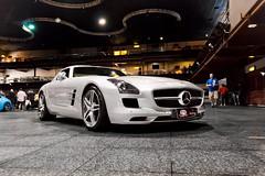 Mercedes-Benz SLS AMG (Jeferson Felix D.) Tags: camera brazil brasil canon eos photo foto photoraphy mercedesbenz fotografia sls amg 60d worldcars canoneos60d mercedesbenzsls mercedesbenzslsamg