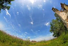 Sphere (Rickydavid) Tags: rome roma nature ruin natura sphere trullo pasolini rovina masseria sfera montecucco uccellaccieuccellini villakoch