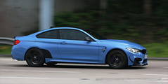 BMW, M4, Sunny Bay, Hong Kong (Daryl Chapman Photography) Tags: auto china road blue windows hk cars car photoshop canon photography hongkong eos drive is nice automobile driving power wheels engine fast automotive headlights gas daryl ii german bmw brakes 5d pan petrol autos grip rims panning f28 hkg m4 fuel sar drivers horsepower chapman topgear mkiii bhp sunnybay 70200l cs6 worldcars darylchapman pz991