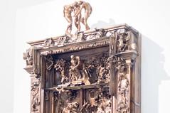 La puerta del infierno 7 (roshua_quest) Tags: plaza sculpture art mxico arte escultura museo mx rodin auguste carso ciudaddemxico soumaya