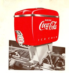 Coca-Cola 1954 (File Photo Digital Archive) Tags: vintage advertising coke 1954 1950s 50s cocacola 54