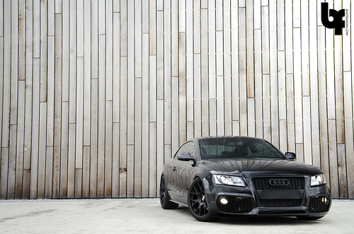 Photoshoot Audi A5 (with 300Bhp)