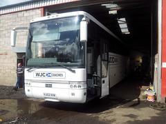 WJC Coaches T90WJC vanhool t9 HJ02XVN (N657EWJ) Tags: coaches vanhool wjc t9 hj02xvn t90wjc flickrandroidapp:filter=none