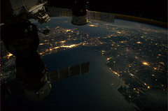 Byzantium, Constantinople, Istanbul (europeanspaceagency) Tags: european agency iss esa europeanspaceagency promisse andrékuipers astroandre