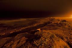 Welcome to Mars (LauLpeZ) Tags: red orange paisajes black argentina night dark noche landscapes rojo buenosaires nikon naranja miramar oscuro d5000