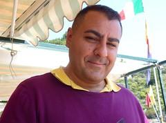 """Taormina - Massimo """"Io non sono bello"""" (Luigi Strano) Tags: portraits sicily taormina ritratti sicilia messina sicile sizilien италия портреты европа сицилия таормина"""