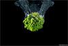 Romanesco splash (pascalbovet.com) Tags: water fruit tank splash