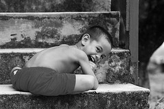 tuvphoto01-bw (anthonyasael) Tags: ocean boy portrait people cute boys smile childhood smiling horizontal kids laughing mouth children fun island happy person one 1 kid stair sitting exterior child open view pacific capital rear steps happiness staircase portraiture sit laugh only mischievous cheerful mischief playful enjoying topa oceania openmouthed tuvalu funafuti