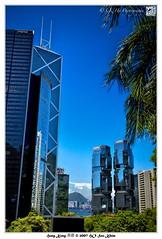 Hong Kong  (SKHO ) Tags: travel glass skyline architecture hongkong nikon cityscape d200  nikond200 glassarchitecture strcutural