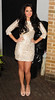 Tulisa Contostavlos at Britain's Got Talent studios London, England