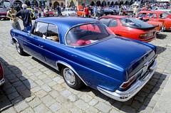 Mercedes-Benz 250SE Coupe W111 (1965) (The Adventurous Eye) Tags: classic cars se meeting v mercedesbenz coupe 250 tel sraz w111 250se veterni klasici vetern teli 552012 veternsk klasiky