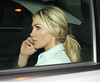 Abbey Clancy Celebrities leave the 'Britain's Got Talent' studios after the live show London, England