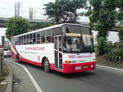Dagupan Bus Co. Inc. 1003 (Bus Ticket Collector; Updated Version Of Me ) Tags: bus pub philippines nlex balintawak dbci eurobus dmmc dagupanbuscoinc pbpa philippinebusphotographersassociation