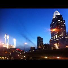 The Nati #Cincinnati #nofilter