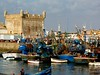In the Harbour (annicariad) Tags: harbour morocco maroc othello battlements orsonwells annicariad