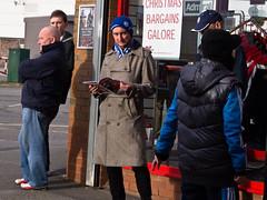 Boxing Day at Walsall FC (Roger Hanuk) Tags: football fans swfc footballclubs walsallfc