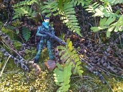 Jungle Trooper (blackbarn2012) Tags: gijoe actionfigures lakesuperior uppermichigan wetmorelanding