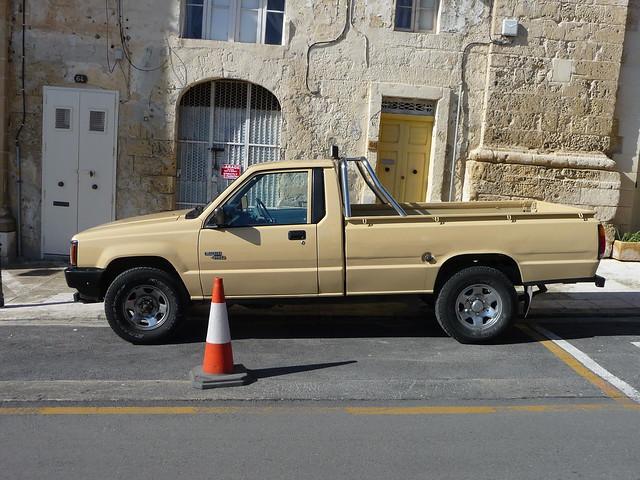 diesel pickup malta l200 mitsubishi