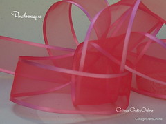 Arabesque Pink-004 (CottageCraftsOnline) Tags: pink wire crafts valentine online valentines ribbon arabesque edged sheerribbon wireedgedribbon weddingribbon wiredribbon ribbonwedding floralribbon offrayribbon daycraft valentinesribbon springribbon cottagecrafts summerribbon scrapbookribbon hairbowribbon ribboncottage