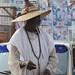 Kumasi scenes: A Fulani and his hat