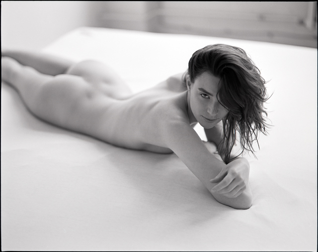 nude photo - Muse by Hannes Caspar
