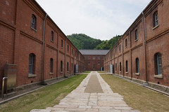 Maizuru Red Brick Warehouse Park (1) (double-h) Tags: warehouses maizuru  maizururedbrickwarehouse