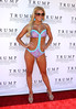 Marie Lynn Piscitelli Miss Connecticut USA Kooey Swimwear Fashion Show Featuring 2012 Miss USA Contestants at Trump International Hotel Las Vegas, Nevada
