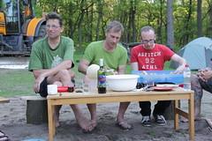 Alex, Dirk en Thomas (Rob van Hilten) Tags: vogels veluwe veluwezoom kamperen herten zandhagedis reen hazelworm slangenarend edelherten robsreality eindelozeveluwetocht natuurmonumtenten fotograafrobvanhilten