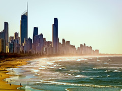 4pm, surfers paradise, gold coast (Fat Burns) Tags: sea beach surfersparadise goldcoast burleighheads rememberthatmomentlevel1 rememberthatmomentlevel2 rememberthatmomentlevel3