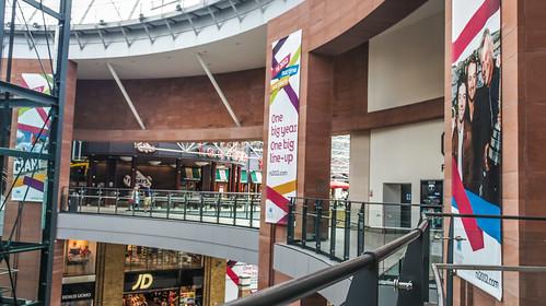 Victoria Square Shopping Centre - Belfast