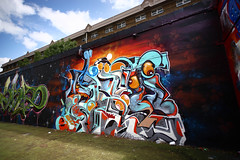 SOLO1 (4foot2) Tags: streetart streetphotography 2012 stockwell londongraffiti artlondon londonstreetart solo1 londongraff grafflondon stockwellgraffiti stockwellhalloffame 4foot2 stockwellgraff solo1graffiti 4foot2flickr 4foot2photostream fourfoottwo