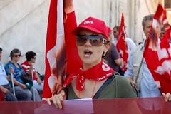 DSC_4964 (i'gore) Tags: roma precari lavoro manifestazione cgil uil lavoratori crescita pensionati fisco occupazione cisl sindacato sindacati disoccupati esodati
