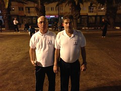 Campeonato de Dupletas Petanca 2014