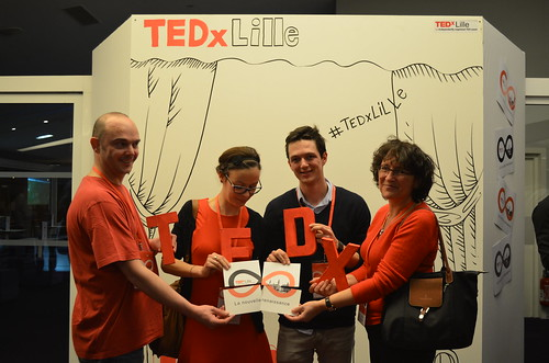 "Vos photos de TEDxLille 2014 • <a style=""font-size:0.8em;"" href=""http://www.flickr.com/photos/119477527@N03/13379551164/"" target=""_blank"">View on Flickr</a>"