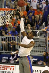 Will Yeguete (dbadair) Tags: basketball war university eagle florida gators auburn tigers sec uf 2014