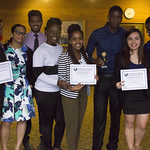 "<b>Leadership Banquet</b><br/> Leadership Banquet held in Peace Dining on Sunday, May 1, 2016. Leadership award winners for the 2015-2016 school year. Photo by Breanne Pierce '16<a href=""http://farm8.static.flickr.com/7215/26191705933_e4e54f99ba_o.jpg"" title=""High res"">∝</a>"
